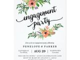 Engagment Party Invitations Boho Engagement Party Invitation Zazzle Com Au