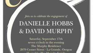 Engagment Party Invites 15 Engagement Party Invitations Martha Stewart Weddings