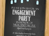 Engagment Party Invites Engagement Invitation Engagement Party Invitation Custom