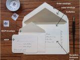 Envelope Etiquette for Wedding Invitations Wedding Envelopes Proper Etiquette On How to Address and