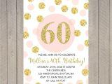 Etsy 60th Birthday Invitations Printable 60th Birthday Invitation Surprise 60th