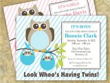 Etsy Com Baby Shower Invitations Design Twins Baby Shower Invitations Etsy Twins Baby