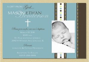 Etsy Girl Baptism Invites Girl or Boy Baptism Invitation Birth by Inspireddesigns22