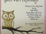 Etsy Owl Baby Shower Invitations Owl Baby Shower Invitation by Monyxmuse On Etsy