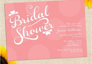 Etsy Printable Bridal Shower Invitations Memorial Day Sale Rosie Bridal Shower by Yellowbrickgraphics