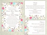 Etsy Wedding Invitation Templates 13 Etsy Wedding Invite Templates Weddingmix