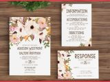 Etsy Wedding Invitation Templates Best Etsy Wedding Invitations Rustic Collection Of Wedding