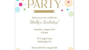 Event Photo Cards Party Invitations More Ideas Party Invitation Cards Invite Modern Decoration