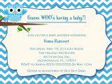 Evite Baby Boy Shower Invitations Owl Baby Shower Invitations