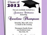 Evite Graduation Invitations Graduation Party or Announcement Invitation Printable or
