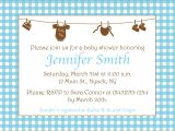 Example Of A Baby Shower Invitation Michaels Baby Shower Invitations Template