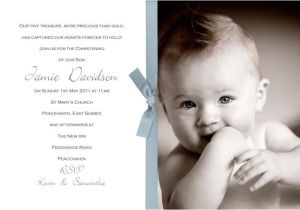 Example Of Baptismal Invitation Sample Mollie Christening Invitations