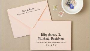 Example Of Wedding Invitation Envelope Free 21 Examples Of Invitation Envelope In Psd Examples