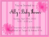 Examples Of Baby Shower Invites Baby Shower Invitation Sample by Partnaznkrime On Deviantart