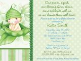 Examples Of Baby Shower Invites Baby Shower Invitation Sample