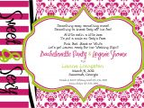Examples Of Bachelorette Party Invitation Wording Bachelorette Party Invitation Wording Modern Designs