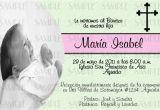 Examples Of Baptism Invitations In Spanish Baptism Invitation Template In Spanish Templates