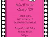Examples Of Graduation Invitations Wording Sample Wording for Graduation Party Invitations Abou and