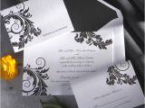 Exclusively Weddings Invitations Venice Wedding Invitation Simple Wedding Invitation