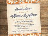 Exquisite Bridal Shower Invitations Elegant Bridal Shower Invitation Wedding Shower