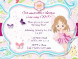 Fairy 1st Birthday Invitations Pink Pixie Fairy Birthday Invitation 1st Birthday Fairy