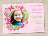 Fairy First Birthday Invitations Fairy Birthday Invitation Diy Printable Fairy Invitations