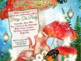 Fairy Tea Party Invitations Fairy Tea Party Invitation Fairy Garden Party Fairy