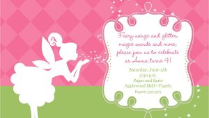 Fairy themed Birthday Invitation Wording Pixies and Fairy Wings Birthday Invitation Printable