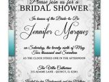 Fairytale Bridal Shower Invitations Vintage Fairytale Bridal Shower Invitation Silver Odd