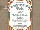 Fall Housewarming Party Invitations Fall Housewarming Party Invitations Printable House Warming