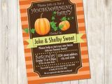 Fall Housewarming Party Invitations Thanksgiving Fall Housewarming Invite