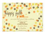 Fall themed Birthday Party Invitations 6 000 Fall Party Invitations Fall Party Announcements