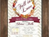 Fall themed Engagement Party Invitations 17 Best Ideas About Autumn Bridal Showers On Pinterest