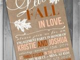 Fall themed Engagement Party Invitations Best 25 Engagement Party themes Ideas On Pinterest