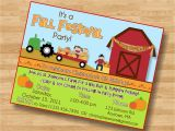 Fall themed Party Invitations top 18 Fall Birthday Party Invitations theruntime Com