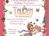 Fancy Nancy Tea Party Invitations Enjoying the Journey Lauren 39 S Fancy Nancy Birthday Party