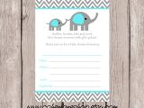 Fill In the Blank Baby Shower Invitations theme Blank Baby Shower Invitation