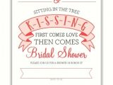 Fill In the Blank Bridal Shower Invitations K I S S I N G Bridal Shower Fill In the Blank Invitation