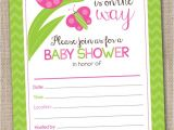 Filling Out Baby Shower Invitations Fill In Baby Shower Invitations Little by Inkobsessiondesigns