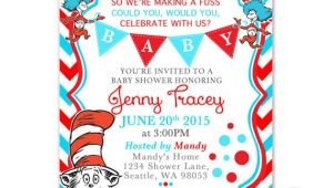Find Dr Seuss Baby Shower Invitations Printable Dr Seuss Baby Shower Invitations for E Baby