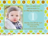 First Birthday Boy Invitation Wording First Birthday Invitations – Bagvania Free Printable