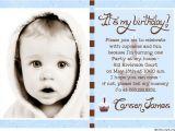 First Birthday Boy Invitation Wording Stripe 1st Birthday Invitation Little Boy Party