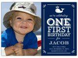 First Birthday Boy Invitation Wording Wording for First Birthday Invitations