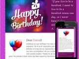 First Birthday Invitation Email Happy Birthday Email Template Birthday 01 First Birthday