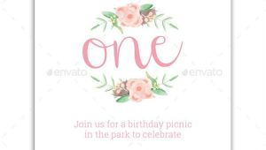 First Birthday Invitation Letter format Birthday Invitation format Templates
