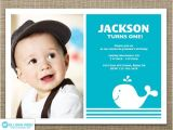 First Birthday Invitations Boy Free 1st Birthday Invitations Ideas for Boys – Bagvania Free