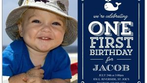 First Birthday Invitations Boy Wording Wording for First Birthday Invitations