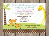 Fisher Price Baby Shower Invitations Fisher Price Jungle Baby Shower Invitation Digital Printable