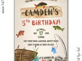 Fishing themed Party Invitations Gone Fishing Party Invitation Fishing Birthday Party