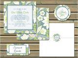 Fleur De Lis Bridal Shower Invitations Printed Floral Fleur De Lis Bridal Shower Invitations